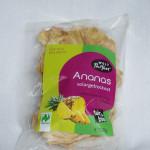 Kuivatut ananasviipaleet