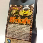 Africafe pikakahvi 200g (uusi pakkauskoko, Tansania)