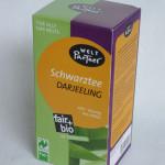 Darjeeling mustatee