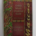 Luomusuklaa extratumma gold 80g